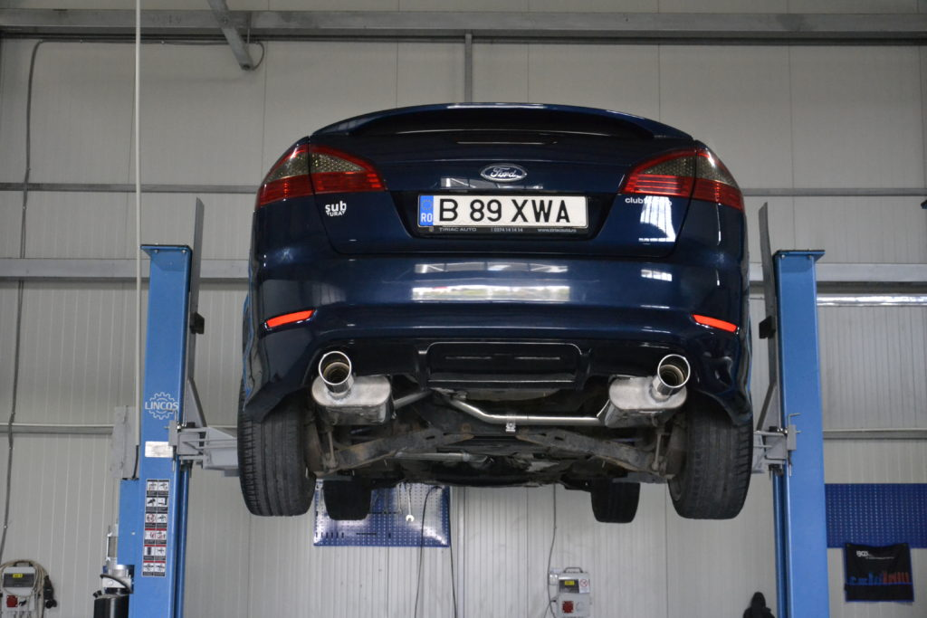 Ford Mondeo 2.0 diesel